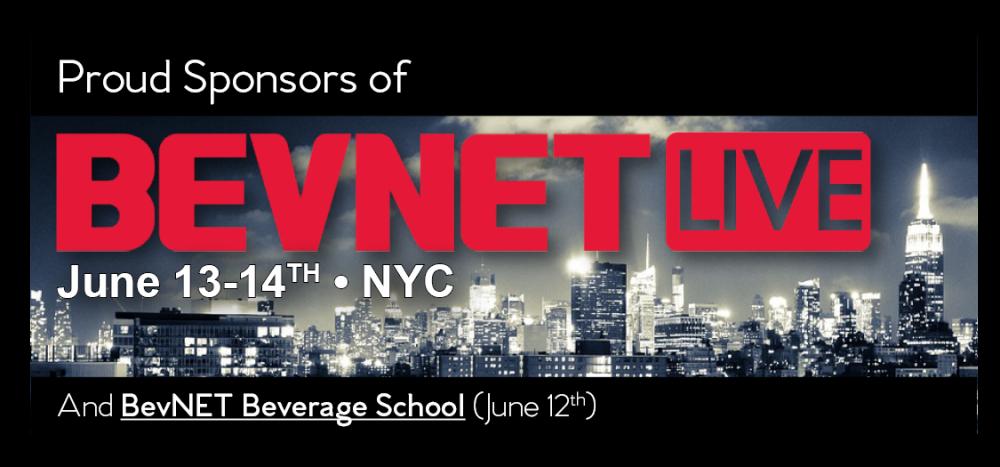 BevNET LIVE Summer 2017 Sponsors