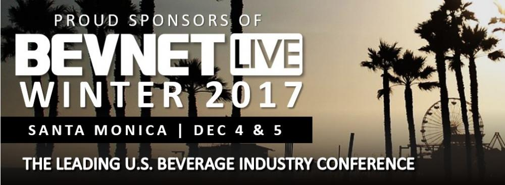 BevNET LIVE Winter 2017 Sponshorship