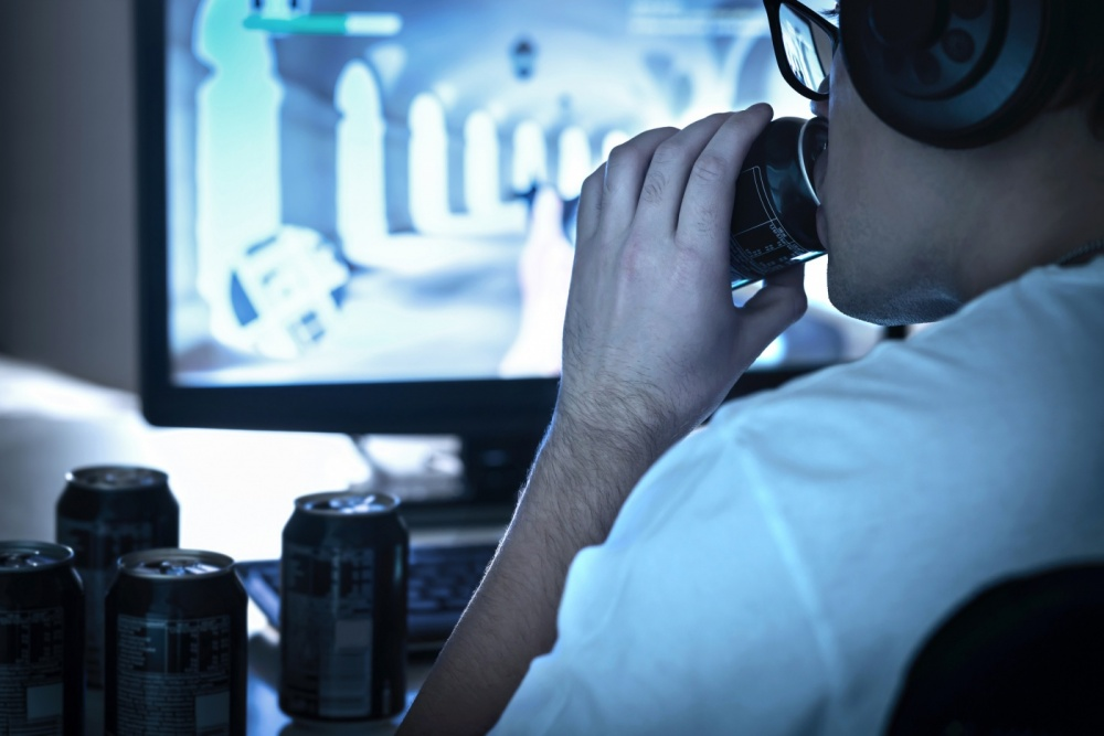 Innovation in Energy Drinks and Esports