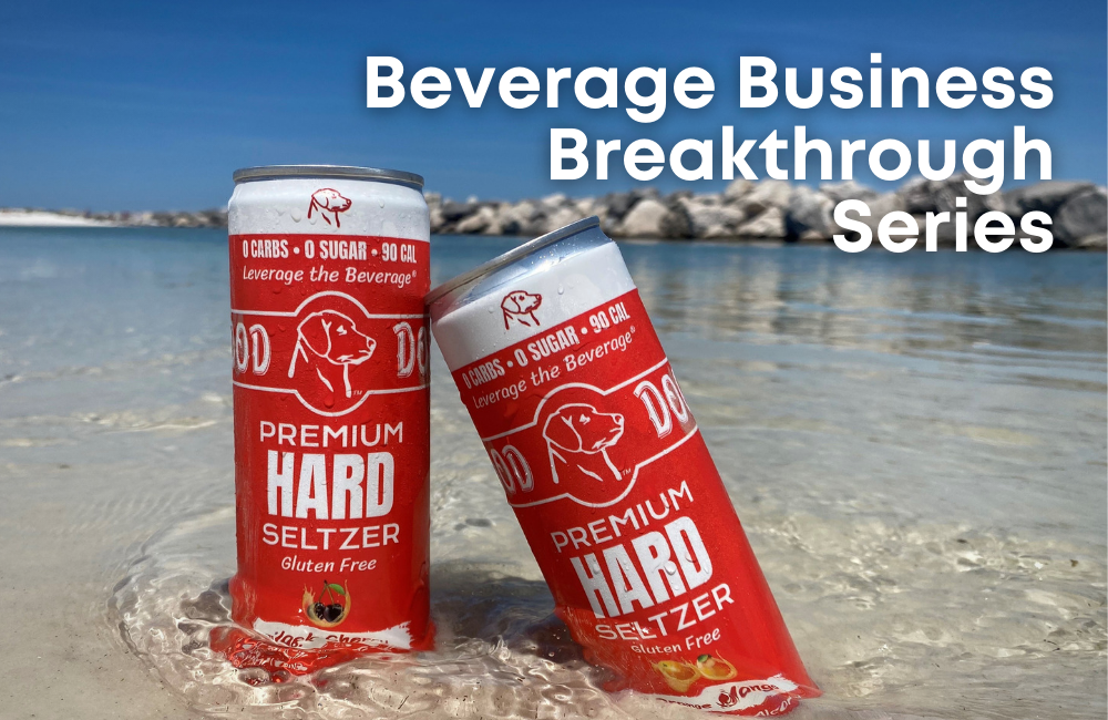 """Good Dogg Beverages' """"Pawsitive"""" Approach to Building a Stand-out Seltzer While Helping Those in Need"""