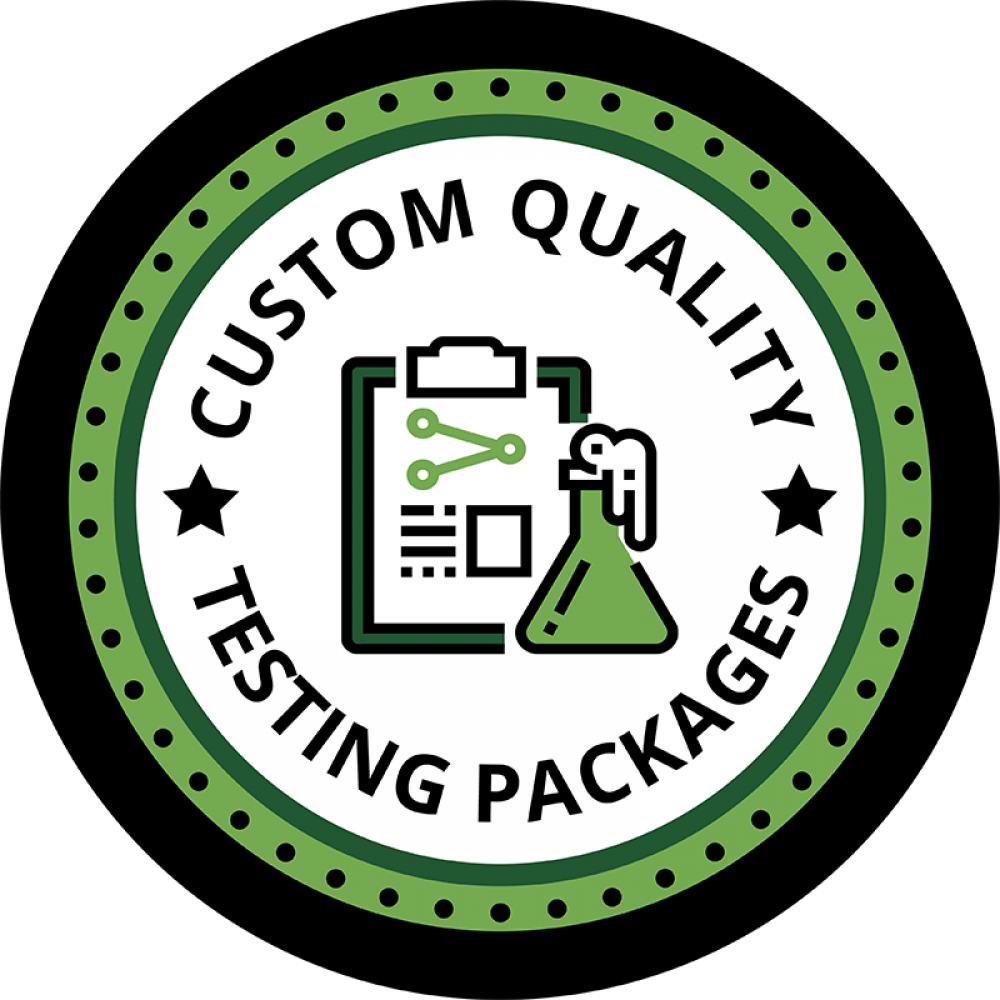 Custom Quality Testing Packages