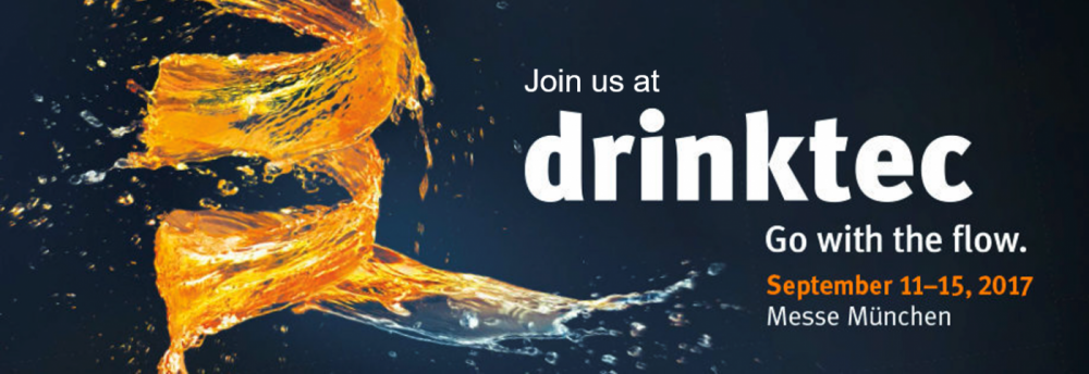 drinktec beverage trade show