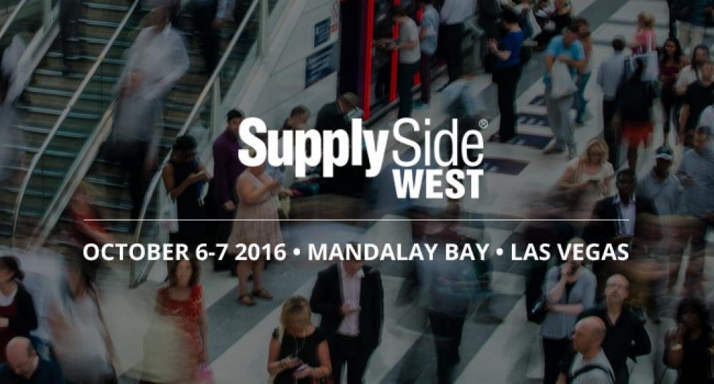 SupplySide West BevSource Exhibiting
