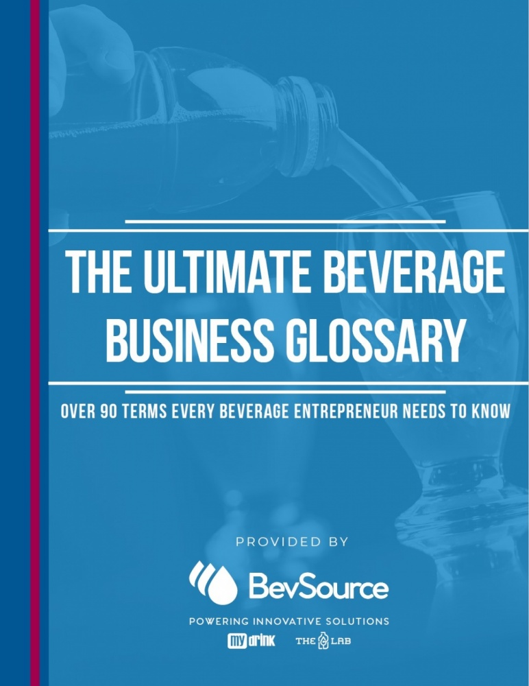 The Ultimate Beverage Business Glossary Cover
