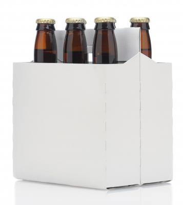 secondary packaging 6-pack carrier