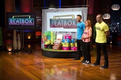 Beatbox Beverages Shark Tank